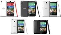 HTC Desire Family
