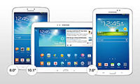 Galaxy Tab Family
